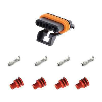 Delphi 4 Way Female Connector Kit Metri-Pack 150 for GM Holden LS Ignition Coil