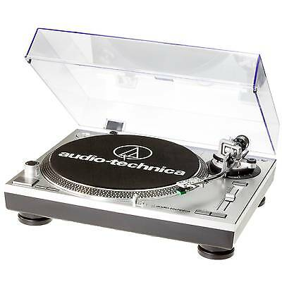 Audio Technica AT-LP120-USBHC - USB Turntable - Direct Drive Plays 33/45/78 Rpm