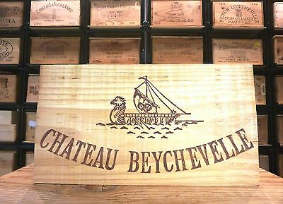 Frontbrett Chateau Beychevelle