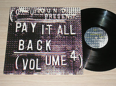 Pay It All Back Vol. 4 (Dub Syndicate, Strange Parcels) - Lp 33 Giri France