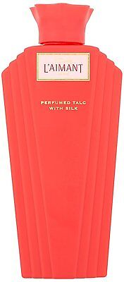 Coty L'Aimant Perfumed Talc with Silk 100g