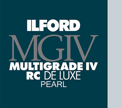 Ilford MGIV RC Pearl  A4 100 Sheets
