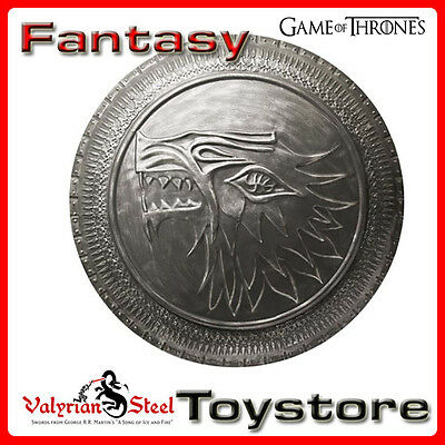 Game of Thrones Replik 1:1 Stark Infanterie-Schild Valyrian Steel
