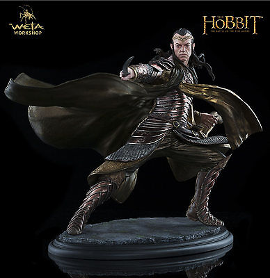 The Hobbit The Battle Of The Five Armie Lord Elrond At Dol Guldur Weta - Now