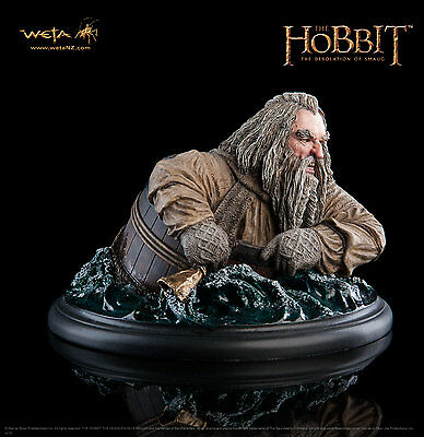 The Hobbit Oin The Dwarf Barrel Rider The Weta Cave Weta Collectibles