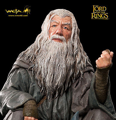 The Lord Of The Rings Gandalf Weta Cave