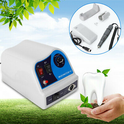 Dental Marathon Electric Polishing Micromotor N8 W/ 45K RPM Motor Handpiece Lab
