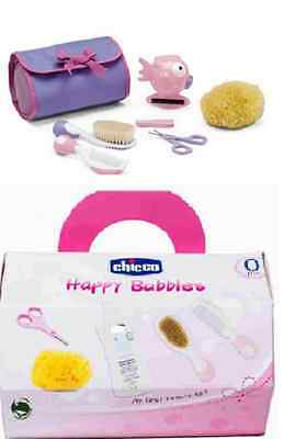 Chicco Happy Bubbles Set Igiene Rosa