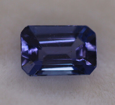 0,88 ct Superbe Tanzanite AAA+