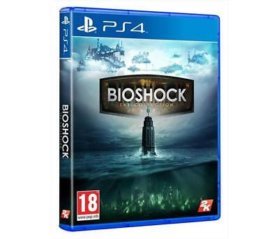 Giochi Sony PS4 TAKE TWO - Bioshock the Collection Ps4   - Italiano