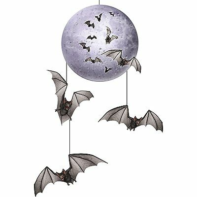 Beistle Halloween Mobile Hanging Party Decorating Item, 30-Inch (00372) HDO CXX
