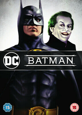 Batman DVD (1998) Michael Keaton, Burton (DIR) cert 15 FREE Shipping, Save £s