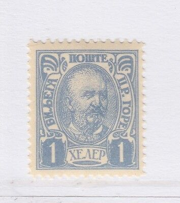 A2P46 MONTENEGRO 1902 1h MH* #2