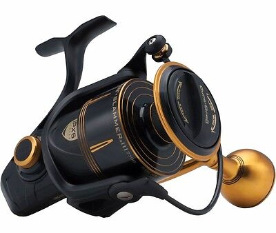 Penn SLAMMER III 3 - SLA III 10500 Spinning Fishing Spin Reel+Warranty+NEW MODEL