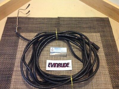 evinrude johnson omc fastrac power tilt trim cylinder pin  sma1161 johnson evinrude omc tilt trim wire harness 25 5 pin outboard motor