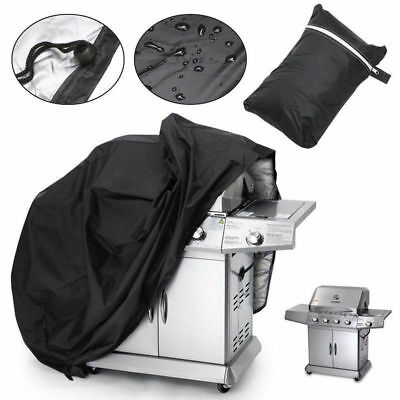 Extra Large Heavy Duty Waterproof Rain Snow BBQ Covers Barbecue Grill Protectors