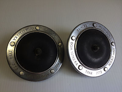 OEM pr signal horns from 1981 Yamaha XS1100 Special motorcycle