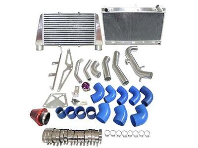 FOR 84-88 NISSAN 300Zx Vg30 Turbo 2+2 2-Row/core Full