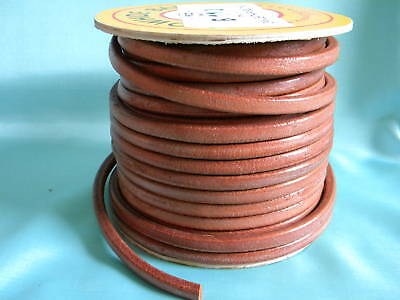 """100Ft Leather Treadle Belt For Sewing Machine 9/32"""""""