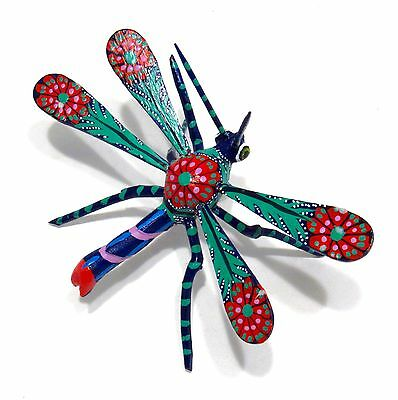 MEXICAN ALEBRIJE  Dragonfly HAND MADE ADF001