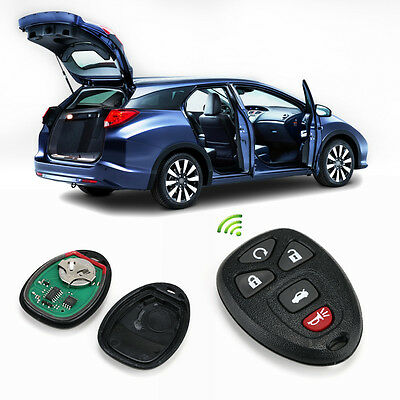 Replacement Keyless Entry Remote Key Fob Clicker Transmitter for Chevrolet Buick