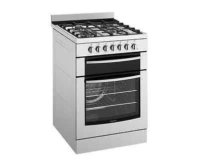 Westinghouse WFE619SA Stainless steel 60cm freestanding cooker