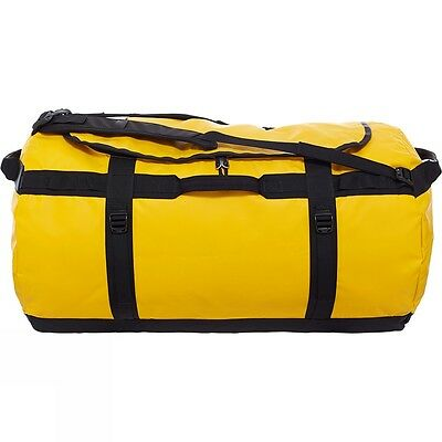 The North Face Base Camp Duffel Bag - Summit Gold/UPDATED MODEL