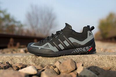 Adidas Terrex Swift Solo D67031 Black Men Shoes Outdoor Trekking Walking New