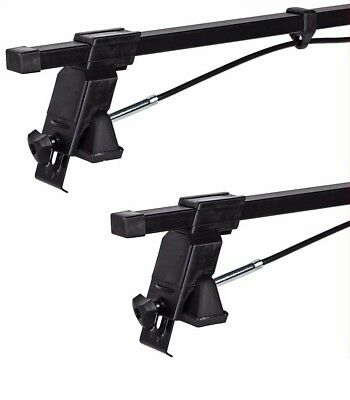 Seat Ibiza Hatchback 3&5D (93-01) Roof Bars TR AM-1 120cm (Pair Of)