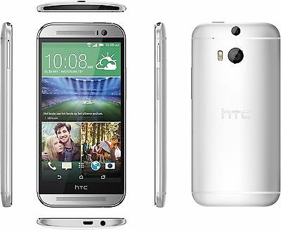 Dummy mobile phone HTC One M8 replica model Silver