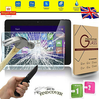 Genuine Tablet Tempered Glass Screen Protector For Dell Latitude 10 10.1 inch