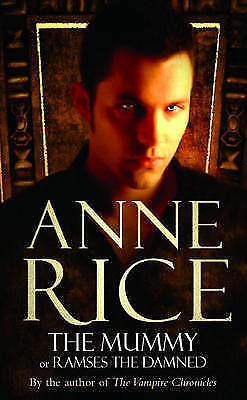 The Mummy by Anne Rice (Paperback) Book New