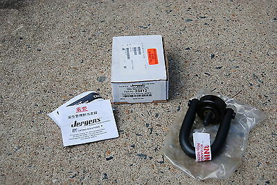 Jergens 23412 Swivel Hoist Ring 2500 Lbs 1/2-13 Threads  New In Box