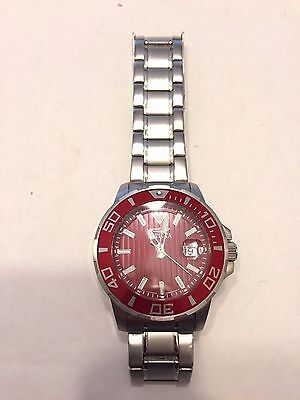 invicta mens watch  model 1419 pro diver-only $125.00