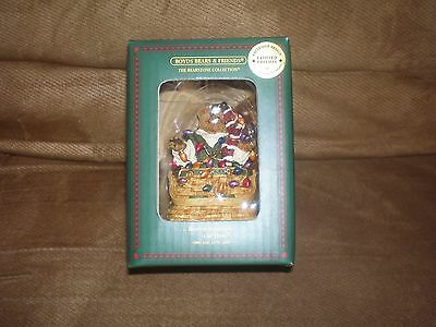 Longaberger Boyd's Bear Exclusive O.O. Tanglebear Ornament