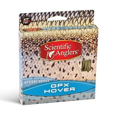 Scientific Anglers Mastery GPX Hover Fly Line - WF5F/I - NEW-CLOSEOUT