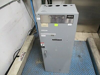 ASCO Automatic Transfer Switch E940326097C 260A 480Y/277V 60Hz Used