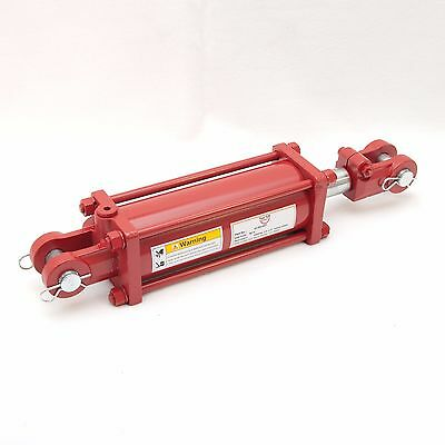 """Tie Rod Cylinder 3.5"""" x 8"""" ASAE  Hydraulic Double Acting, 3.5 Bore x 8 IN Stroke"""