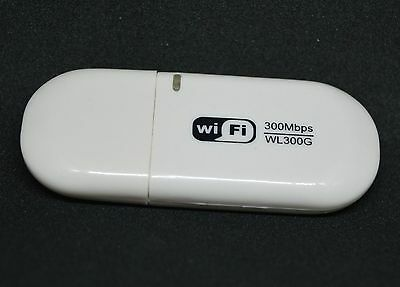 Wireless LAN Network Ethernet Adapter Converter Card WiFi 300Mbps Ralink Fast