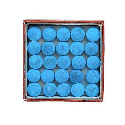 Box Of 50pcs Glue-on Pool Billiards Snooker Cue Tips High Quality Free Shipping