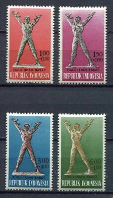 38173) INDONESIA 1963 MNH** Irian liberation 4v