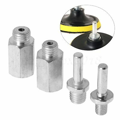 "M10 M14 5/8""-11 Thread Drill Aapter For Polishing Pads & Backer Plate & Polisher"