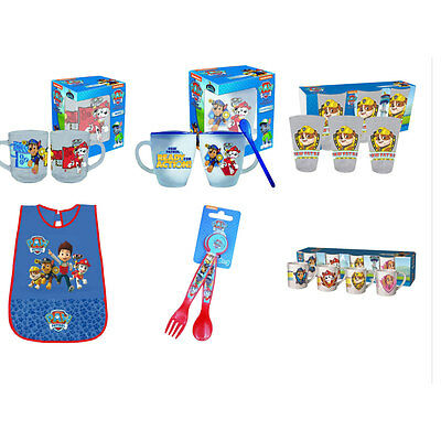 Paw Patrol Lunch & Dinner Accessories