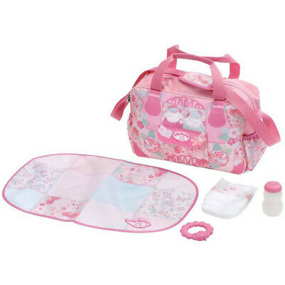 Baby Annabell Changing Bag NEW
