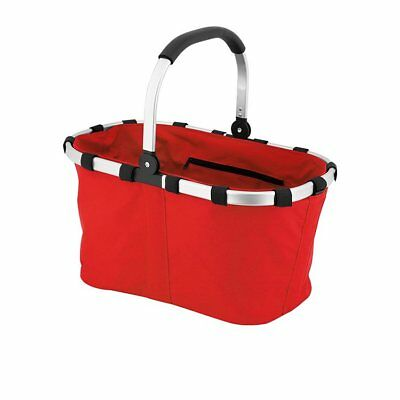 NEW Avanti Red Enviro Collapsible Carry Basket 23 Litre (RRP $44)