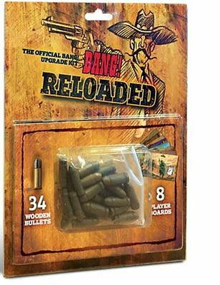 Bang Card Game -  Reloaded Upgrade Kit