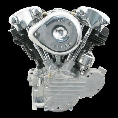 Replica Harley Davidson Knucklehead S&S KN93 Complete Assembled Engine Motor