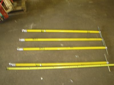 Hastings 6751-10 Cable Handling Hot Stick 4' Shaft Free Shipping