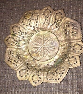 Antique Traditional Middle Eastern Sweets Holder