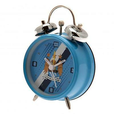 Manchester City F.C. Alarm Clock ST OFFICIAL LICENSED PRODUCT